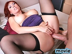 Busty Milf wants big cock to fuck her mature pussy